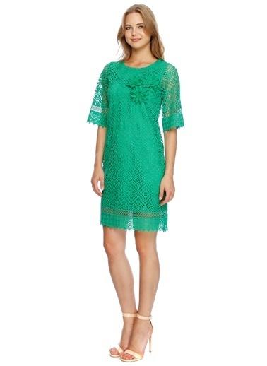 Darling Bluz Yeşil